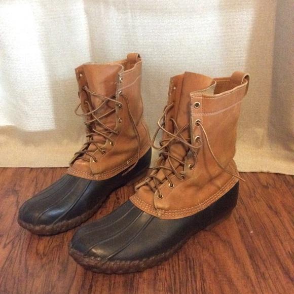 e1a45d5a1cf Men's L.L. Bean Duck Boots